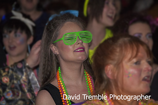 club 80s tribute night