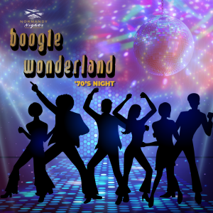 The Normandy live Tribute Night - 70's Boogie Wonderland
