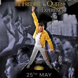 Queen Tribute night at the Normandy Hotel 2019