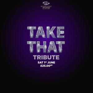 Take That tribute at the Normandy Hotel 2019