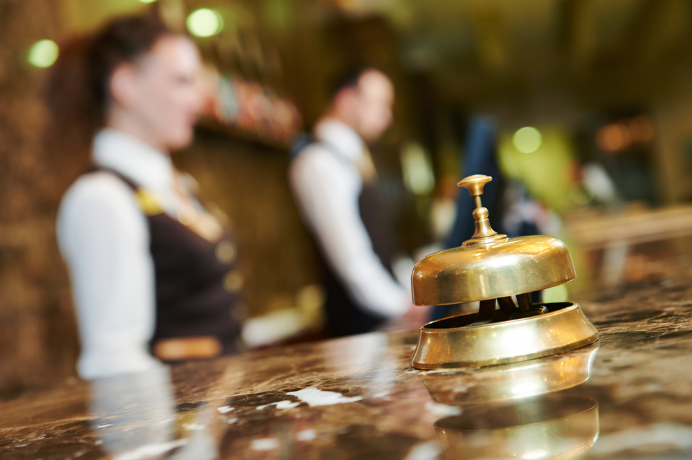 Rooms Revenue Manager role at the Normandy Hotel