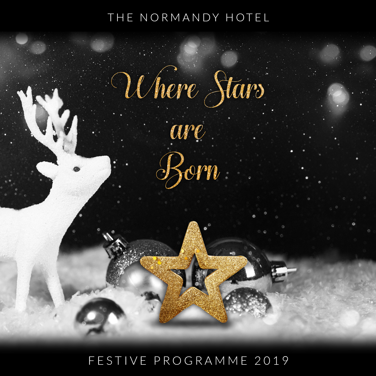 3bccda45e03c3 We may have a while to go before the festive season is upon us once again  but it's never too early to get prepared. Here at The Normandy our Christmas  ...