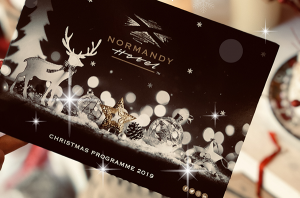 Christmas at The Normandy Hotel