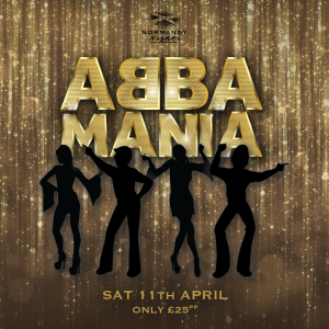 ABBA Mania Tribute Night at The Normandy Hotel, 11th of April 2020, £25.00 per person