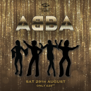 ABBA Tribute Night at The Normandy Hotel, August 2020