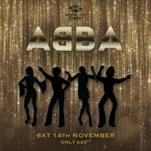 ABBA Tribute Night at The Normandy Hotel, November 2020