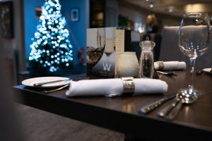 Christmas at the White Cart at The Normandy Hotel
