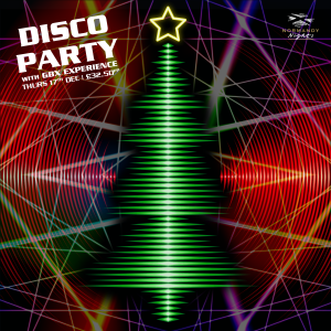 Disco Party with GBX Experience ft Michael Smith at The Normandy Hotel, 17th December 2020