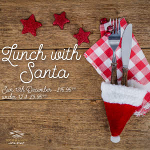 Lunch With Santa at The Normandy Hotel, 13th December 2020