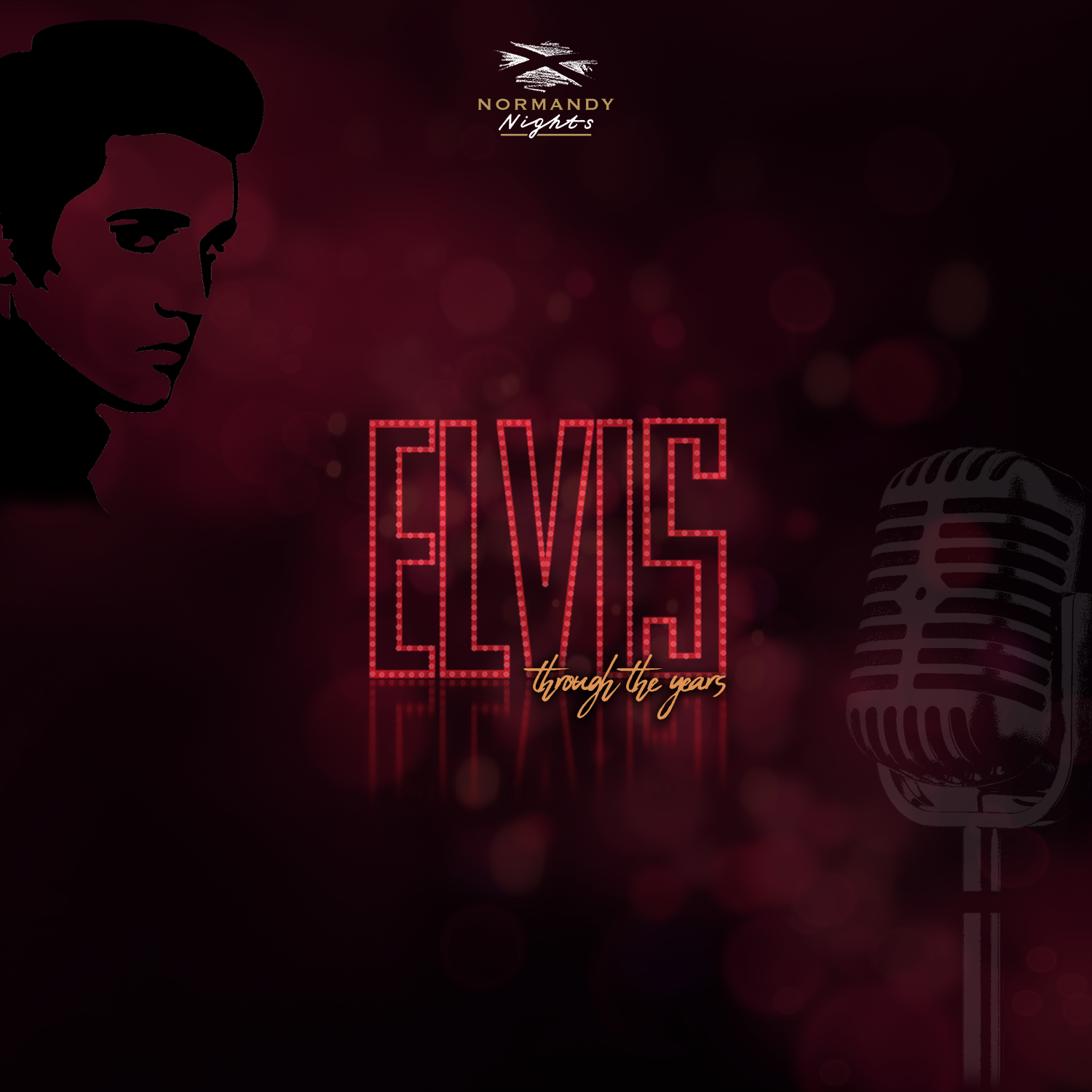 Normandy Hotel tribute night, Elvis through the years